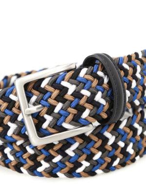Anderson's: belts online - Super Neon elasticated belt