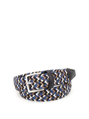 Anderson's: belts - Super Neon elasticated belt