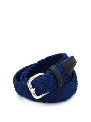 Anderson's: belts - Woven elastic fabric belt