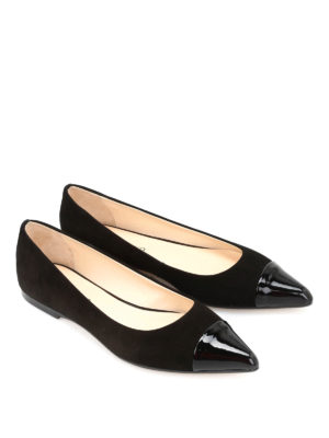 Anna Baiguera: flat shoes online - Anneclaire ballerinas