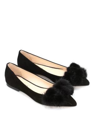 Anna Baiguera: flat shoes online - Annelucie ballerinas