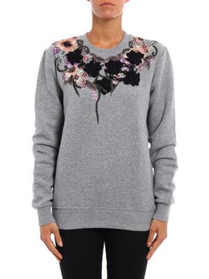 Antonio Marras: Sweatshirts & Sweaters online - Embroidered cotton sweatshirt