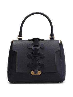 Anya Hindmarch: shoulder bags - Bathurst embellished satchel