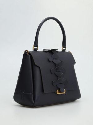 Anya Hindmarch: shoulder bags online - Bathurst embellished satchel