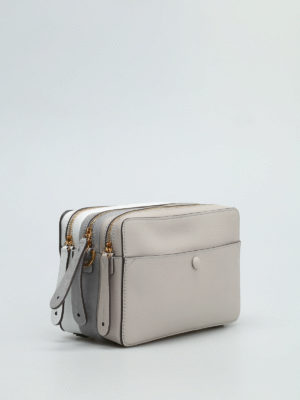 Anya Hindmarch: shoulder bags online - Stack multi compartment leather bag