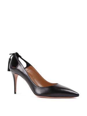 Aquazzura: court shoes online - Forever Marilyn 85 pumps