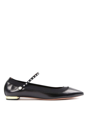 Aquazzura: flat shoes - Nolita pointy toe flats