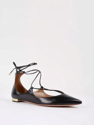 Aquazzura: flat shoes online - Christy flats