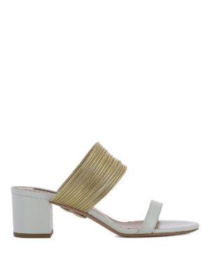 Aquazzura: sandali - Sandali Rendez Vous