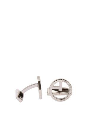 Armani Collezioni: Cufflinks - Logo cufflinks