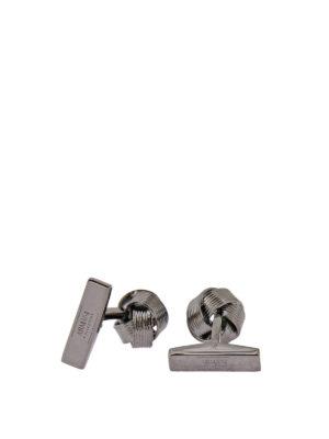Armani Collezioni: Cufflinks online - Knot effect cufflinks