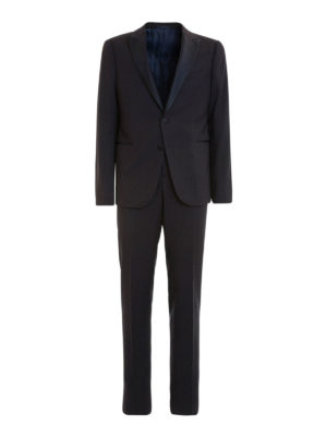 Armani Collezioni: dinner suits - Slim fit M line wool tuxedo
