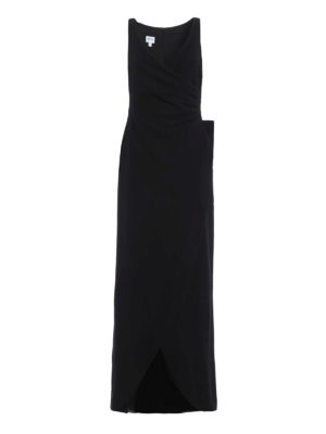 Armani Collezioni: evening dresses - Draped dress