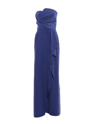 Armani Collezioni: evening dresses - Draped evening dress