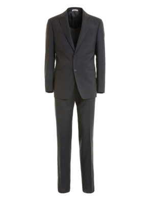 Armani Collezioni: formal suits - G-Line lined wool formal suit