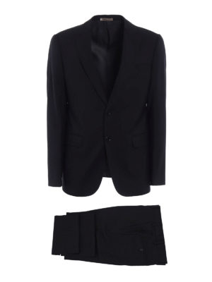 Armani Collezioni: formal suits - Light virgin wool formal suit