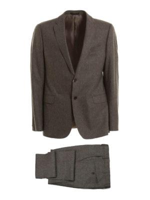Armani Collezioni: formal suits - Virgin wool classic suit