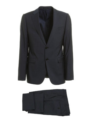 Armani Collezioni: formal suits - Virgin wool suit