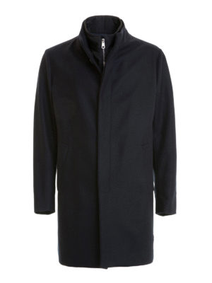 Armani Collezioni: short coats - Detachable padded inner short coat