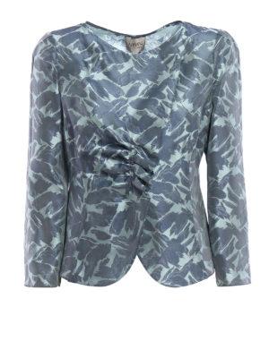 Armani Collezioni: Tailored & Dinner - Jacquard silk jacket