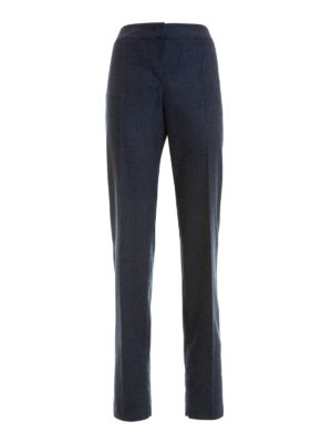 Armani Collezioni: Tailored & Formal trousers - Wool and cashmere manly trousers