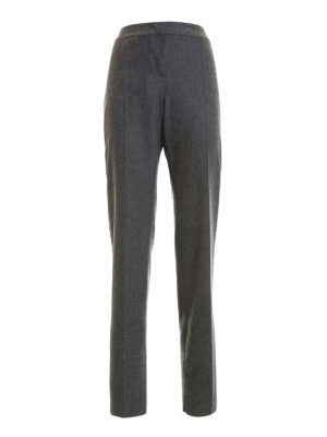 Armani Collezioni: Tailored & Formal trousers - Wool formal manly trousers