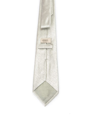Armani Collezioni: ties & bow ties online - Patterned silk tie