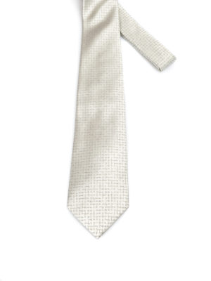 Armani Collezioni: ties & bow ties - Patterned silk tie