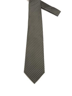 Armani Collezioni: ties & bow ties - Printed silk tie