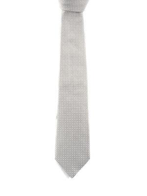Armani Collezioni: ties & bow ties - Silk jacquard tie