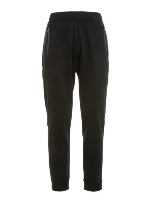 Armani Collezioni: tracksuit bottoms - Zipped pockets tracksuit bottoms