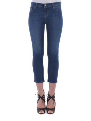 Armani Jeans: skinny jeans online - Cropped jeans