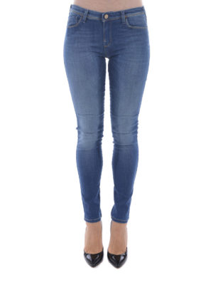 Armani Jeans: skinny jeans online - Orchid jeans