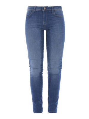 Armani Jeans: skinny jeans - Orchid jeans