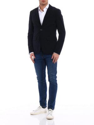 Aspesi: blazers online - Paperino stretch blazer