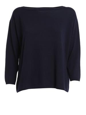 Aspesi: boat necks - Wool top