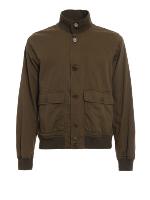 Aspesi: casual jackets - Astor cotton jacket