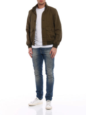 Aspesi: casual jackets online - Astor cotton jacket
