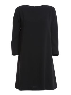 Aspesi: knee length dresses - Long sleeved dress