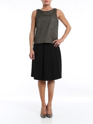Aspesi: Knee length skirts & Midi online - Flared skirt