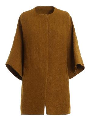 ASPESI: long coats - Jute overcoat