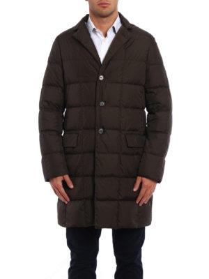 Aspesi: padded coats online - New Bobone Super Dry padded coat
