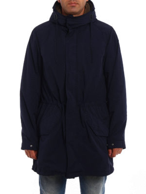 Aspesi: padded coats online - Parkettone padded coat