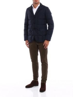 Aspesi: padded jackets online - New Bob Dry nylon taffeta blazer