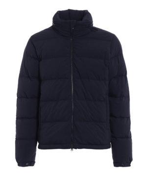Aspesi: padded jackets - Poco Elastico matte nylon jacket