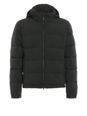 Aspesi: padded jackets - Poco Elastico nylon down jacket