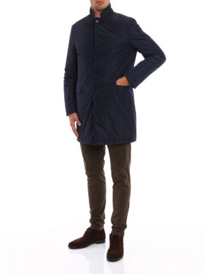Aspesi: trench coats online - Gene Coat Winter trench coat