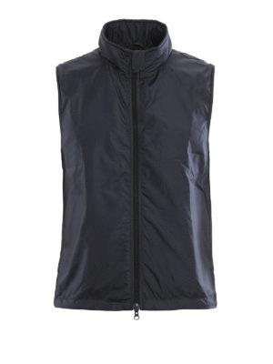 Aspesi: waistcoats & gilets - Nylon casual waistcoat