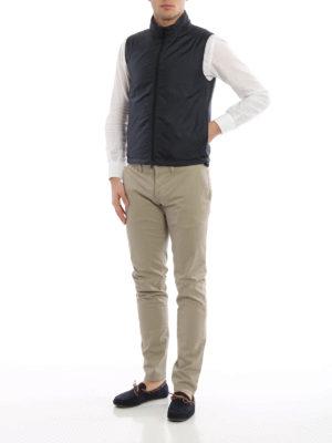 Aspesi: waistcoats & gilets online - Nylon casual waistcoat