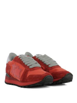 ATLANTIC STARS: sneakers online - Sneaker Alhena rosse